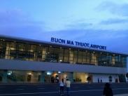 Vé máy bay đi Buôn Ma Thuột SÂN BAY BUÔN MA THUỘT