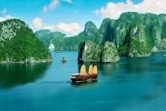 Vịnh Hạ Long được xếp vào danh sách kì quan đáng kinh ngạc trên thế giới Vịnh Hạ Long được xếp vào danh sách kì quan đáng kinh ngạc trên thế giới