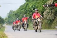 Những nguyên tắc cho chuyến đi phượt xe máy theo đoàn Những nguyên tắc cho chuyến đi phượt xe máy theo đoàn