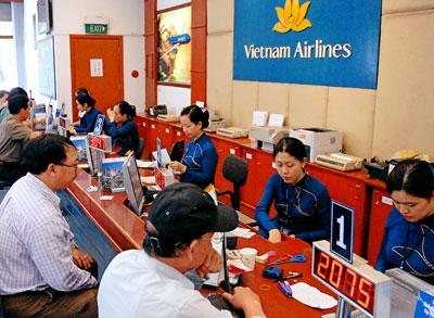 Đại lý vé máy bay Thái Bình