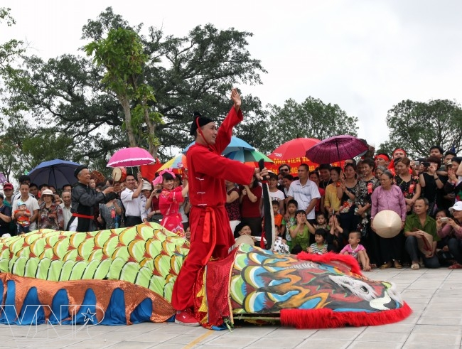 Kết quả hình ảnh cho lễ hội  làng lệ mật