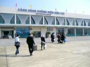 Vé máy bay đi Điện Biên SÂN BAY ĐIỆN BIÊN