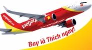 vé máy bay Vietjet Air ở Cần Thơ Dịch vụ thanh toán vé máy bay Vietjet Air ở Cần Thơ