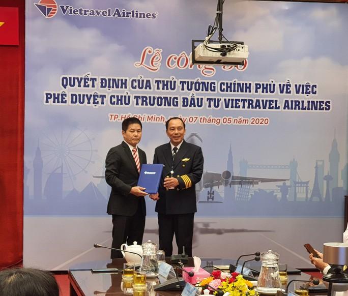 Vietravel Airlines dự kiến sẽ cất cánh từ giữa năm 2021